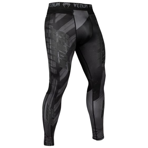 Venum AMRAP Compresssion Tights - Black/Grey