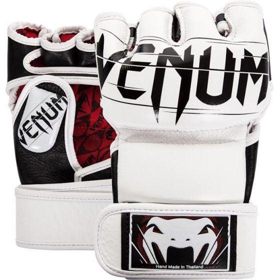Venum Undisputed 2.0 MMA Gloves - Nappa Leather - White