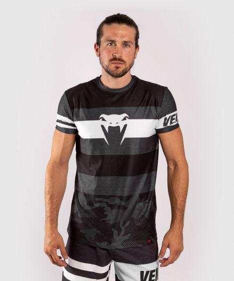 Venum Bandit Dry Tech T-shirt - Black/Grey