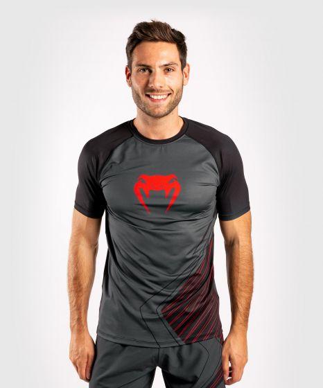 Venum Contender 5.0 Dry-Tech T-shirt - Black/Red