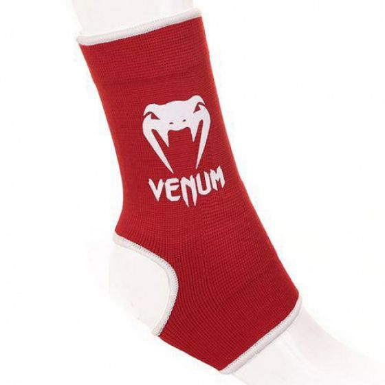Venum Kontact Ankle Support Guard - Red