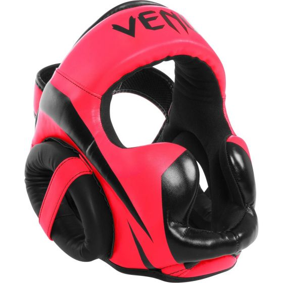Venum Elite Headgear - Pink