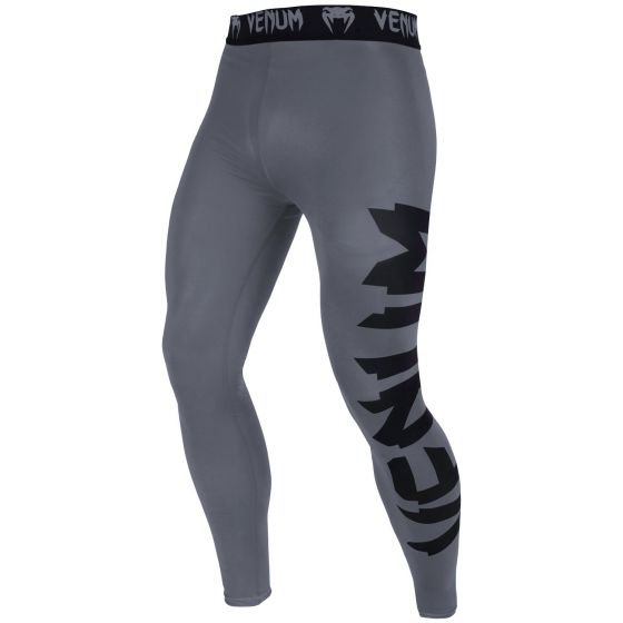 Venum Giant Compresssion Tights - Heather Grey