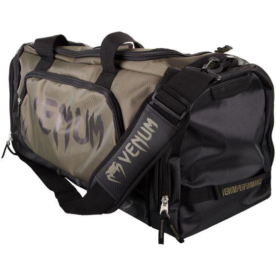 Venum Trainer Lite Sports Bag - Khaki/Black