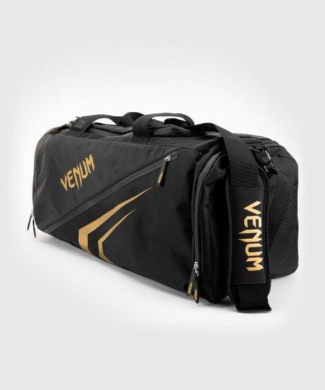 Venum Trainer Lite Evo Sports Bags  - Black/Gold