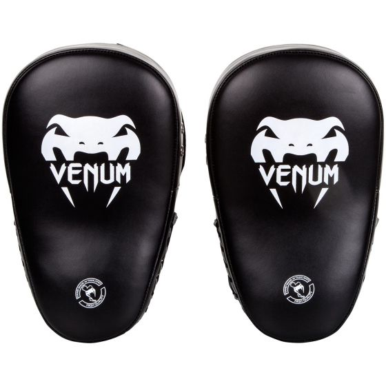 Venum Elite Big Focus Mitts - Black/White