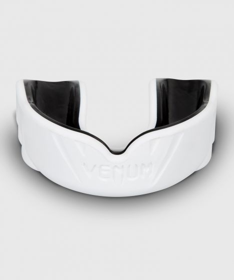Venum Challenger Mouthguard - White/Black