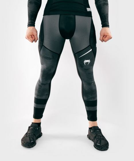 Venum Sky247 Compresssion Tights - Black/Grey