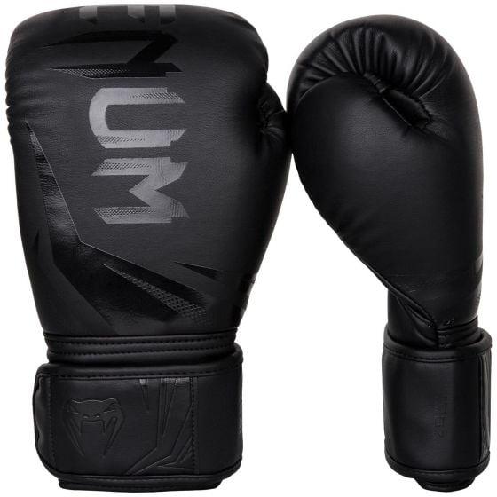 Venum Challenger 3.0 Boxing Gloves - Black/Black