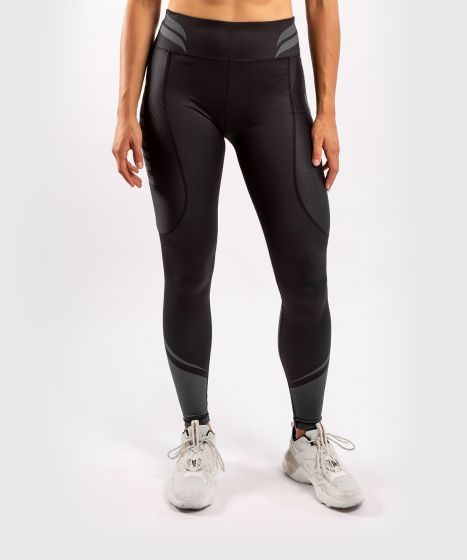 Venum ONE FC Impact Leggings - for women - Black/Black