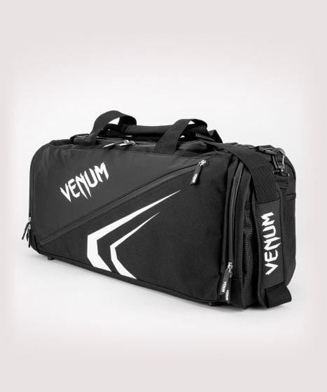 Venum Trainer Lite Evo Sports Bags  - Black/White