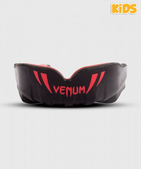 Venum Challenger Kids Mouthguard - Black/Red