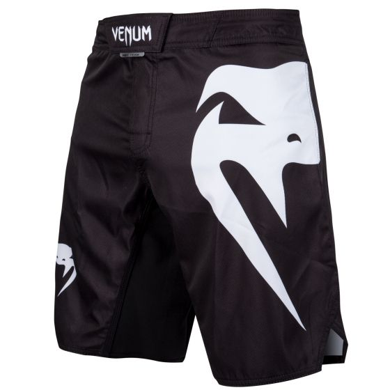 Venum Light 3.0 Fightshorts - Black/White
