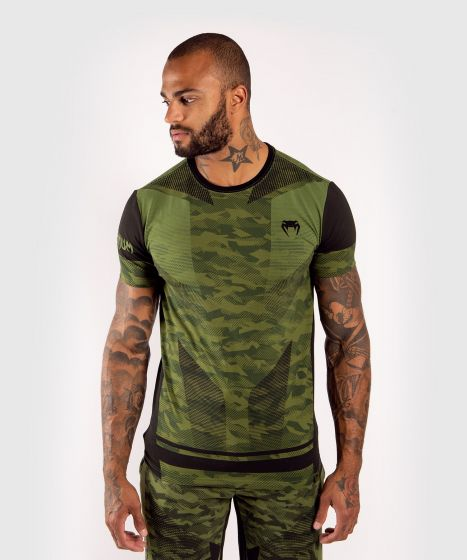 Venum Trooper T-shirt - Forest camo/Black