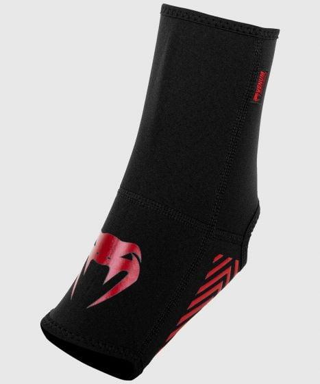Venum Kontact Evo Foot Grips - Black/Red