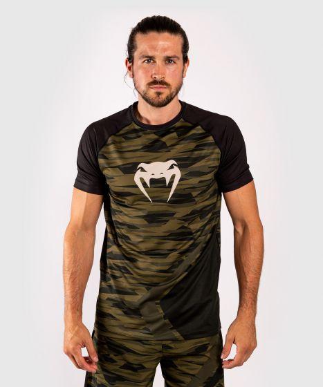 Venum Contender 5.0 Dry-Tech T-shirt - Khaki camo