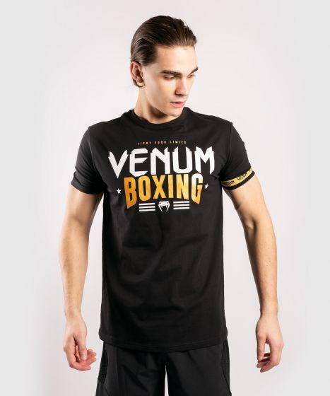 Venum BOXING Classic 20 T-Shirt - Black/Gold