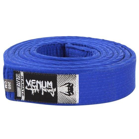 Venum Karate Belt - Blue