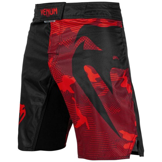 Venum Light 3.0 Fightshorts - Red/Black