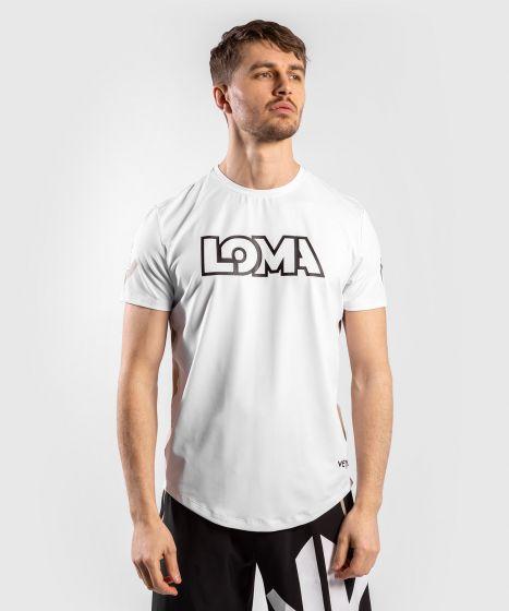 Venum Origins Dry Tech T-shirt - White/Black