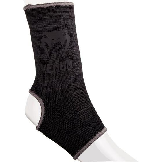 Venum Kontact Ankle Support Guard-Black/Black