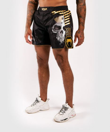 Venum Skull Fightshorts - Black
