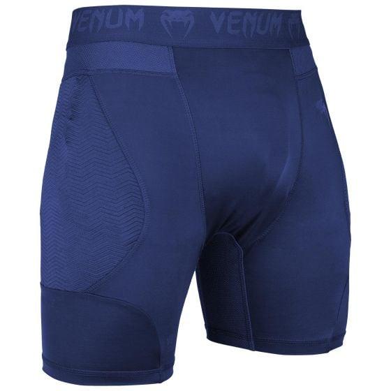 Venum G-Fit Compression Shorts - Navy