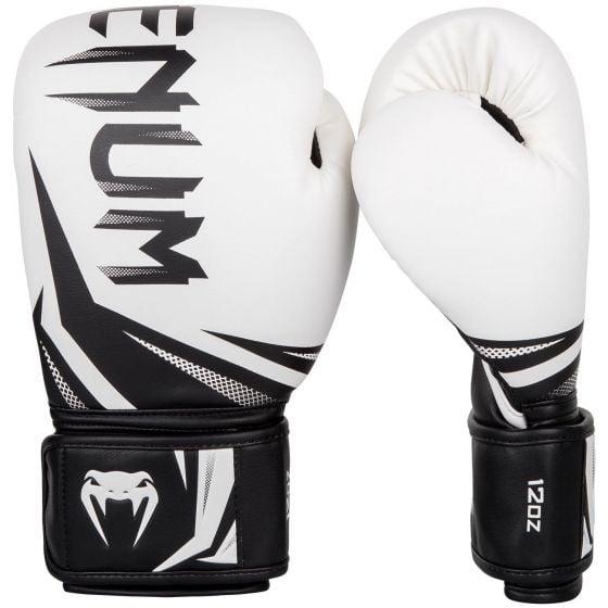 Venum Challenger 3.0 Boxing Gloves - White/Black