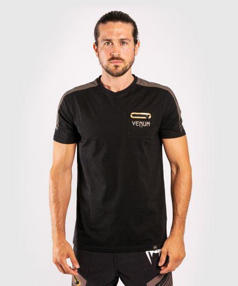 Venum Cargo T-shirt - Black/Grey