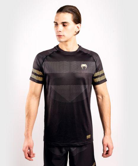 Venum Club 182 Dry Tech T-shirt - Black/Gold