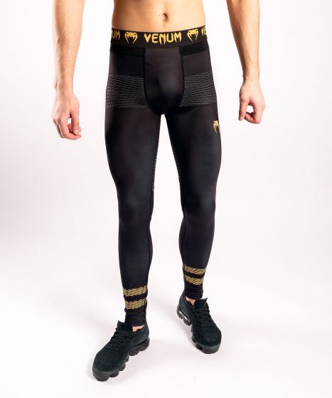 "Venum ""Club 182"" Compresssion Tights - Black/Gold"