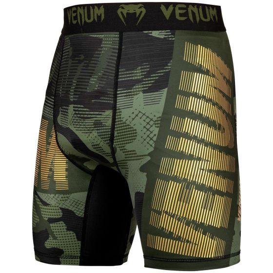 Venum Tactical Compression Shorts - Forest camo/Black