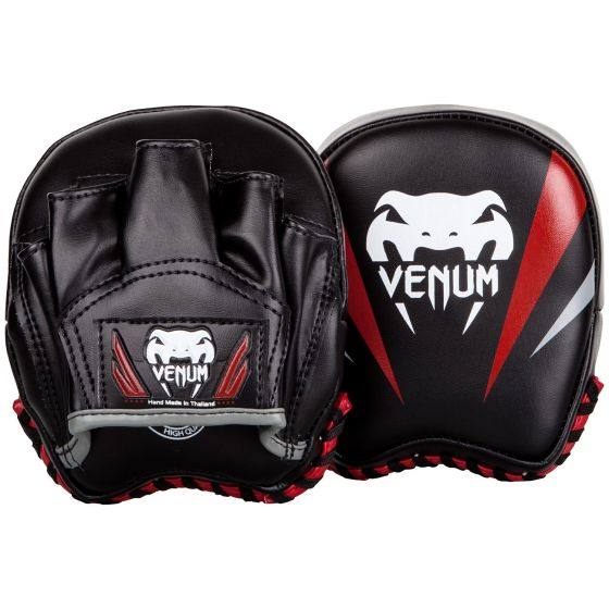 Venum Elite Mini Focus Mitts - Black
