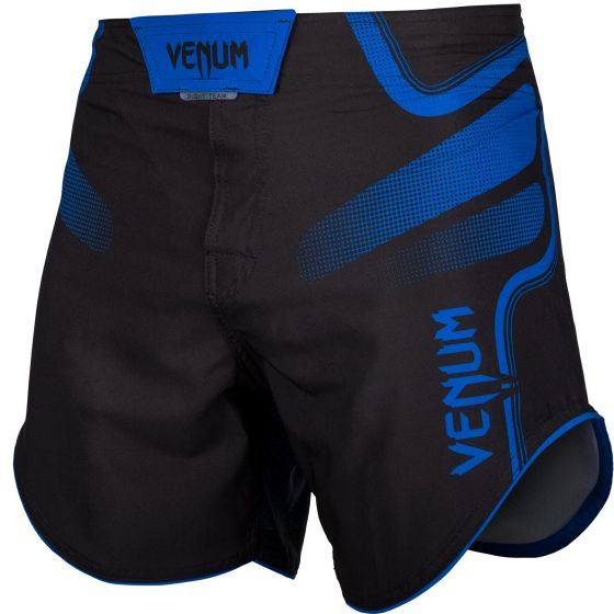 Venum Tempest 2.0 Fightshorts - Black/Blue
