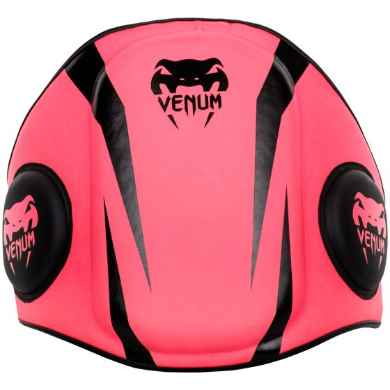 Venum Elite Belly Protector - Neo Pink
